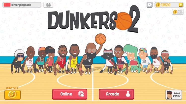 Dunkers 2 screenshot-3