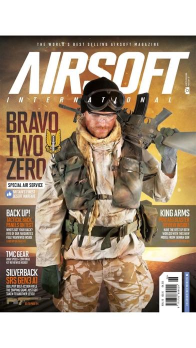 Airsoft International Magazine Screenshot