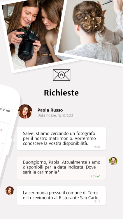Matrimonio.com aziende screenshot-3