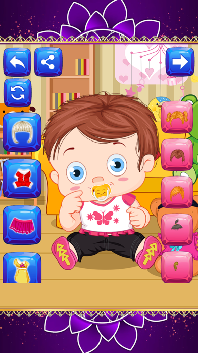 Baby DressUp Games 2