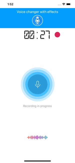 Voice Changer With Echo Effect on the App Store
