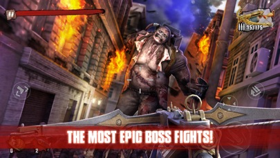 Screenshot for Zombie Frontier 3: Sniper FPS in South Africa App Store