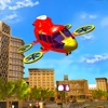 Drone Taxi Flight Simulator 3d