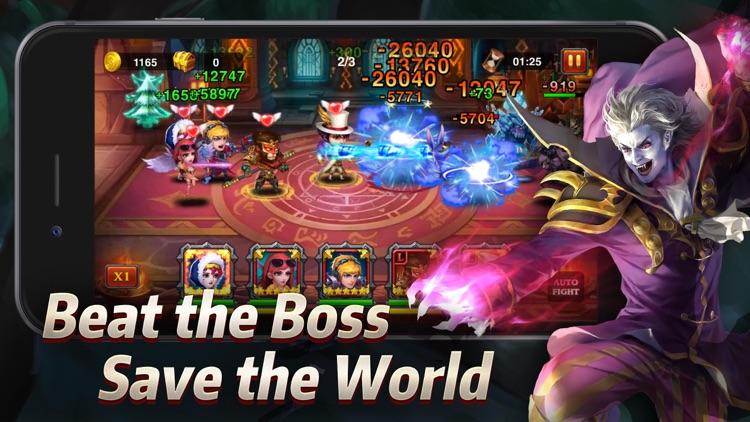 Heroes Charge screenshot-4