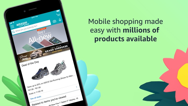 Amazon - Shopping made easy screenshot-0