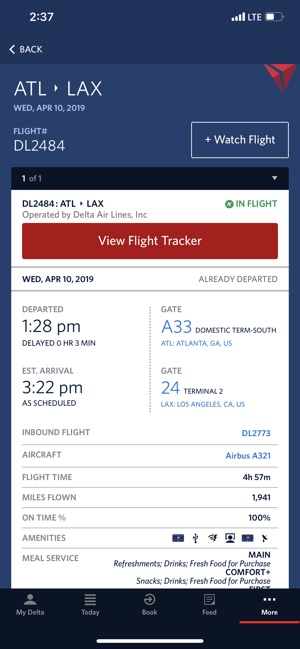 Fly Delta Screenshot