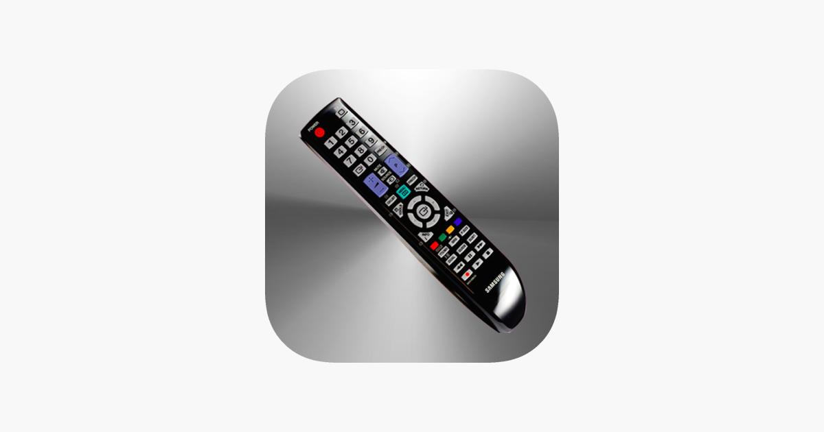 Samsung tv kontroll
