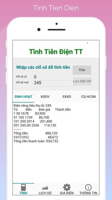 Tinh Tien Dien 2019 screenshot 2