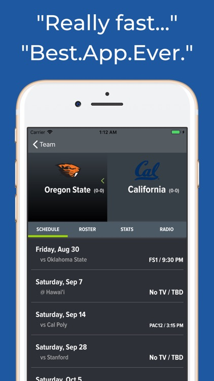 California Cal Football App screenshot-8