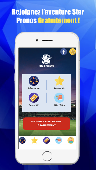 download Star Pronos apps 1