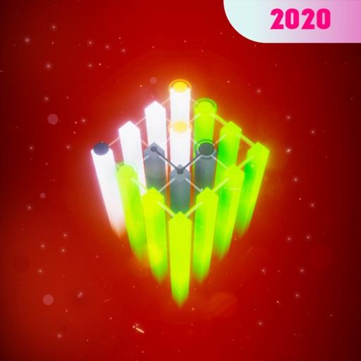 Connect 2020: Color Dot Puzzle