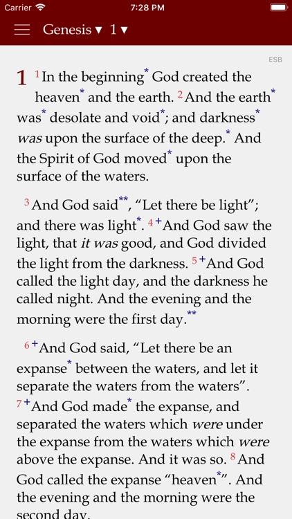 GM Study Bible screenshot-4