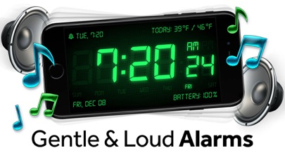 Alarm Clock HD Screenshot