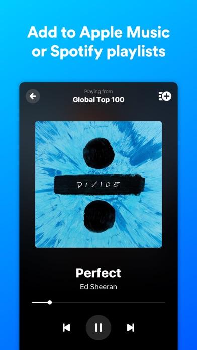 Shazam: Music Discovery screenshot three
