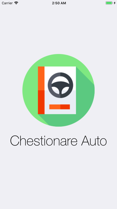 Chestionare Auto RO screenshot 1