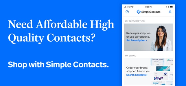 Simple Contacts on the App Store