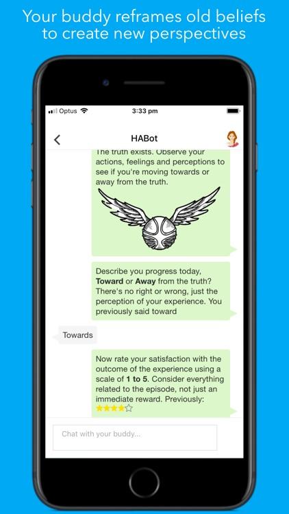 HABot: DIY Enlightenment