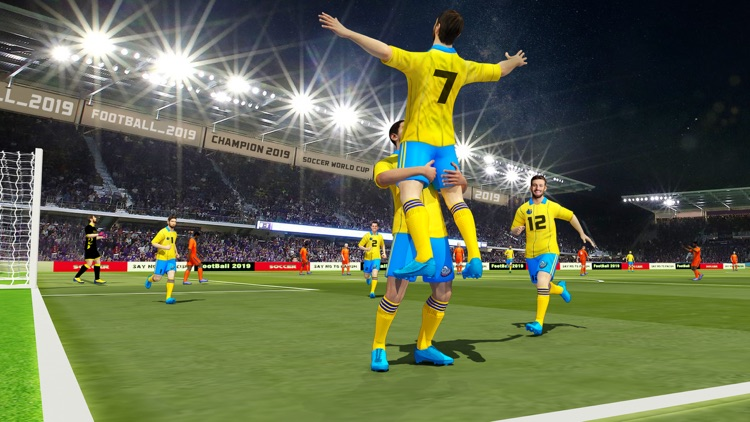 Play Football 2020 - Real Goal screenshot-6