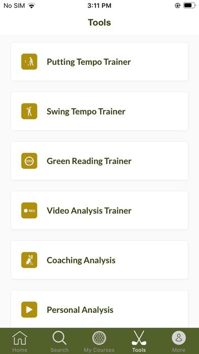 Scratch Golf Academy screenshot 3