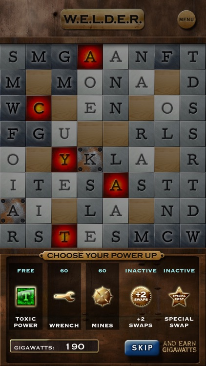 W.E.L.D.E.R. - word game screenshot-4