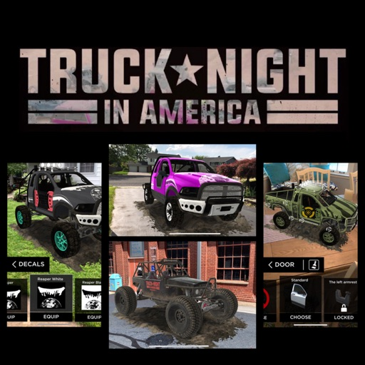 Truck Night in America: AR