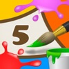 Kids Coloring and Math