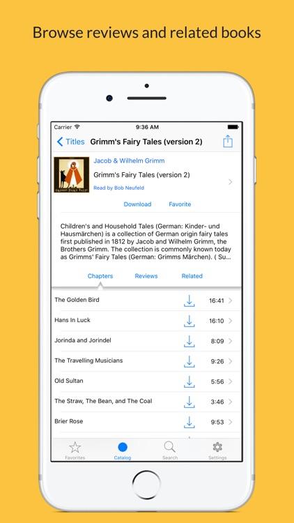 LibriVox Audio Books Pro