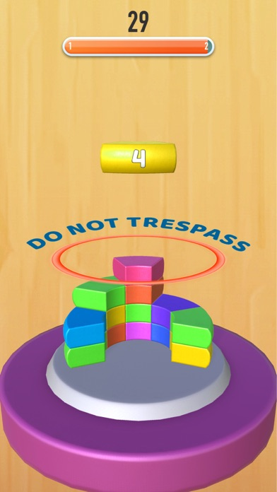 Tower Merge 3D screenshot 3