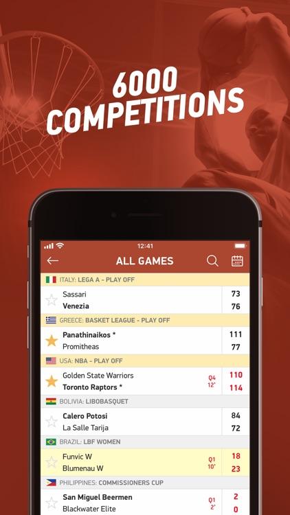 FlashScore - live scores screenshot-5