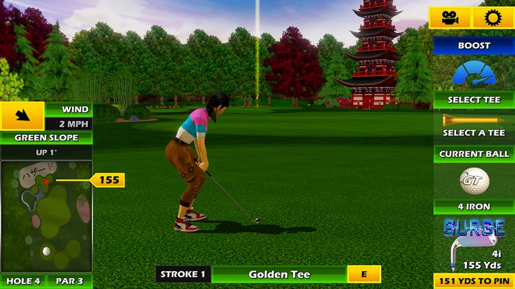 Golden Tee Golf screenshot-7