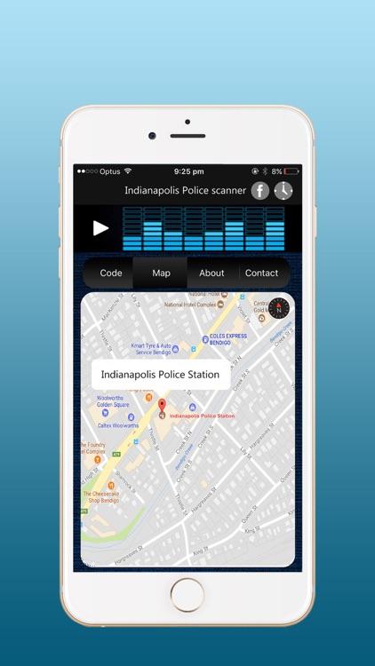Indianapolis Police Radio screenshot-3