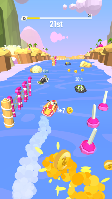 Flippy Race app image