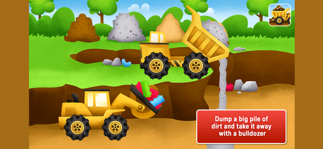 ‎Trucks - by Duck Duck Moose Screenshot