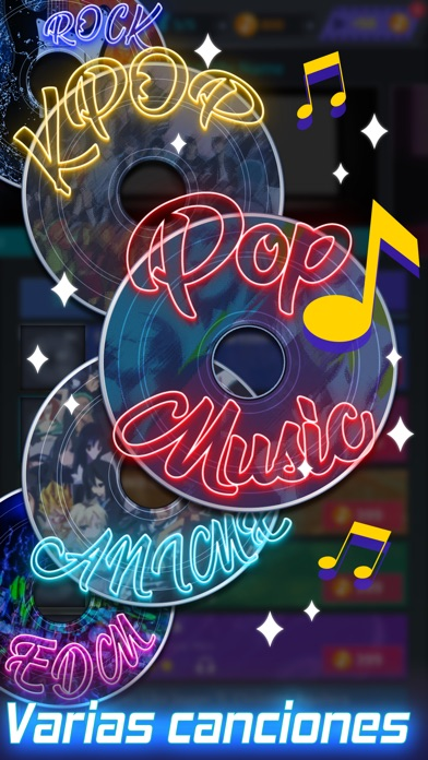 Screenshot for Tap Tap Music-Pop Songs in Venezuela App Store