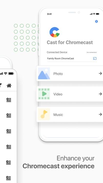 Cast for Chromecast Home TV screenshot-8