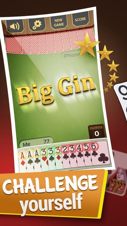 Gin Rummy Best Card Game screenshot-3