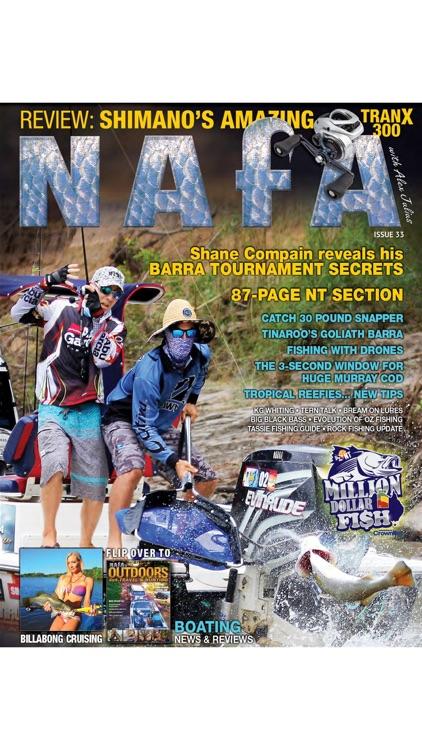 Australian Fishing Annual screenshot-3