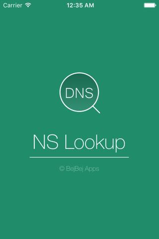 NSLookup Plus - náhled