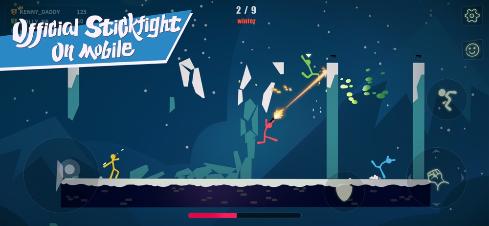 Stick Fight: The Game Mobile hack tool