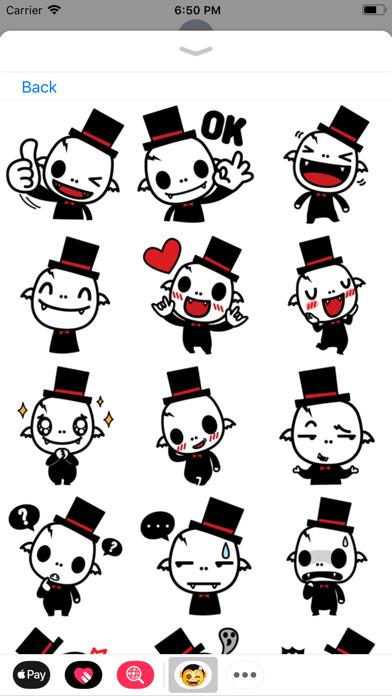 点击获取iStickers: Vampires
