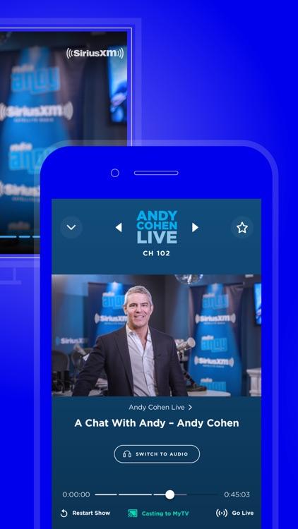 SiriusXM Canada screenshot-6