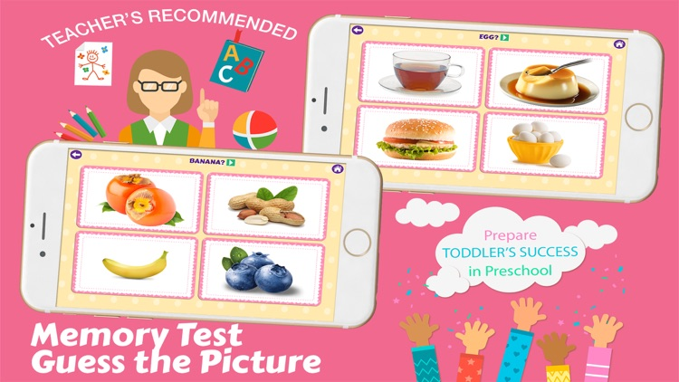 Pre K Preschool Learning Games screenshot-1