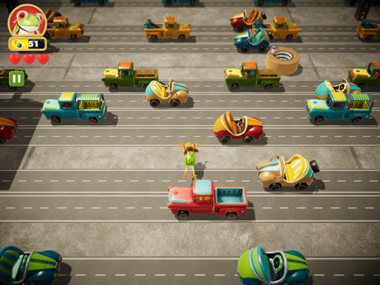 Frogger in Toy Town screenshot 10