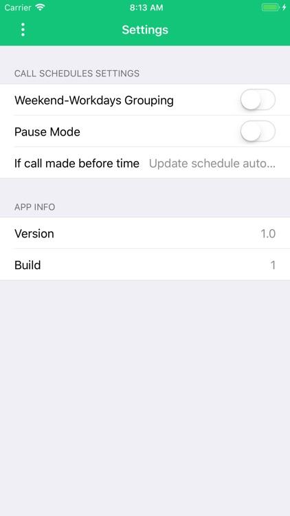 Call Scheduler and Reminder screenshot-4