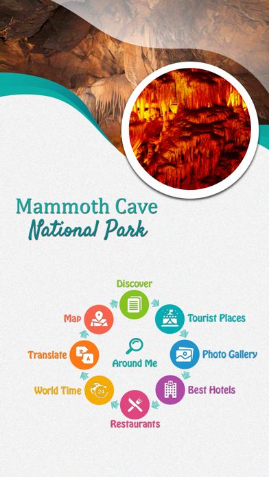 Mammoth Cave National Park screenshot 2