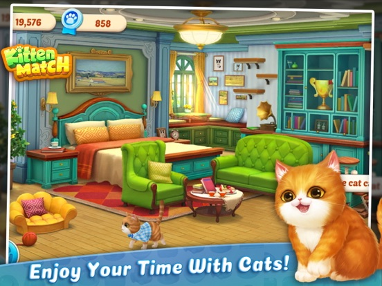Kitten Match screenshot 8