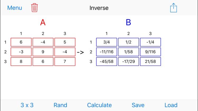 MatrixAlgebra