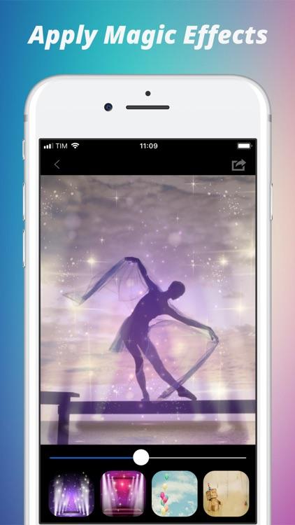 Camera Mix - Photo Blend screenshot-3
