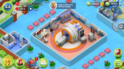 Dream Hospital: Doctor Game free Diamonds and Life hack