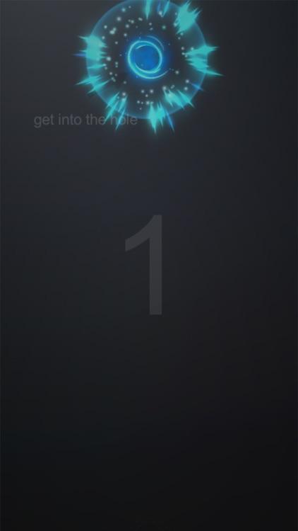 Black Hole: Helix Hole Ball screenshot-3